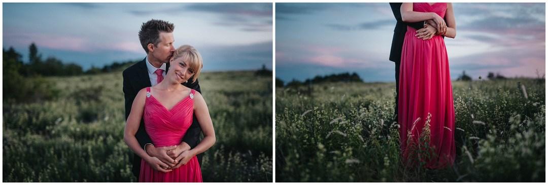 Fotografering med Emma och Robert på vackra Öland