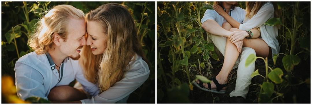Parfotografering i Sorunda med Melinda och Pelle