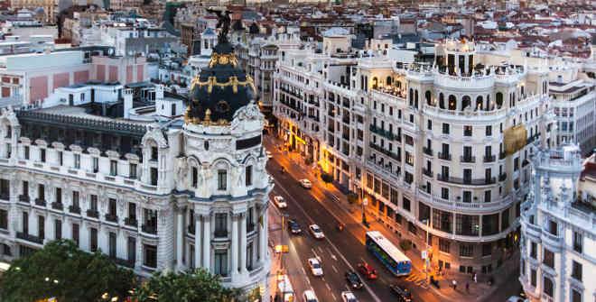Madrid se lo lleva todo ….