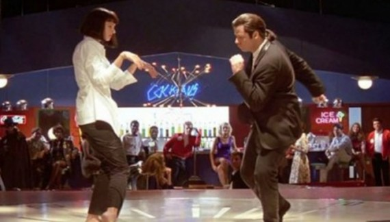 Dejémonos de rollos, el baile de Travolta es de las mejores cosas….