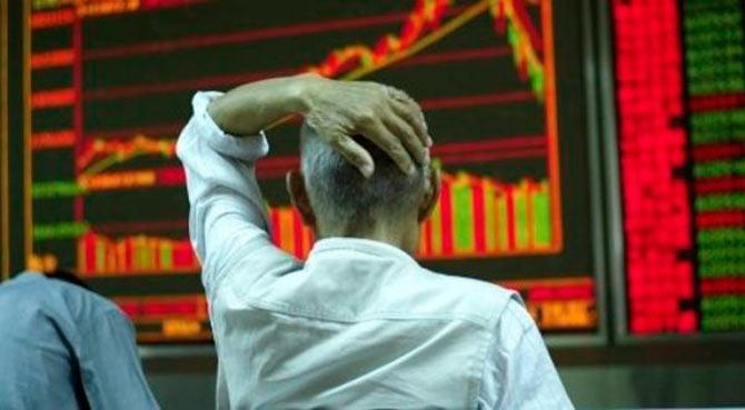 Las Bolsas perderán más de la mitad de su valor.