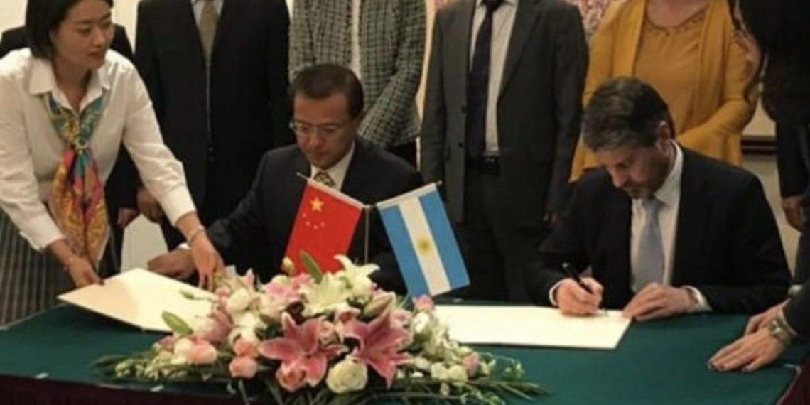Cámaras mineras de la Argentina y China firman acuerdo de cooperación