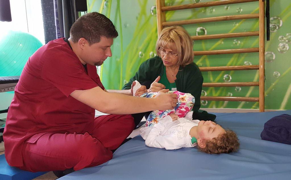 Recuperare pediatrică