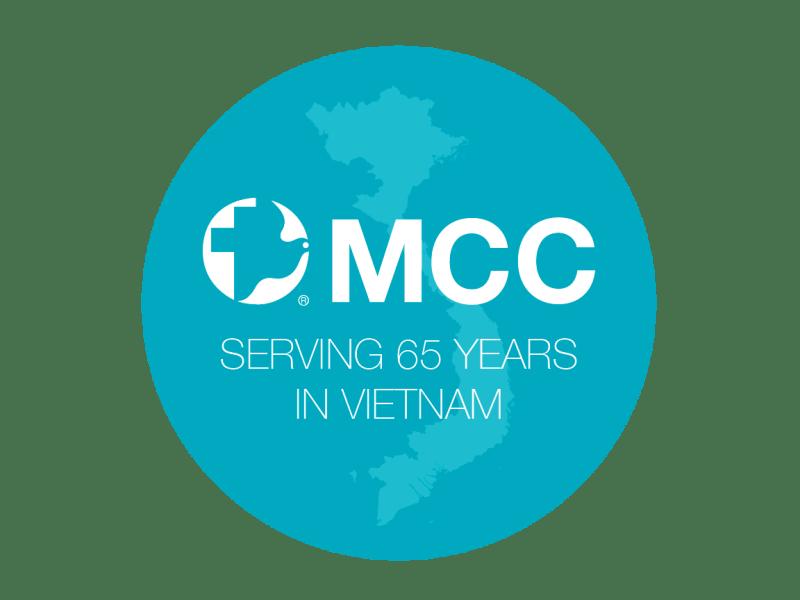 Mennonite Central Committee sticker