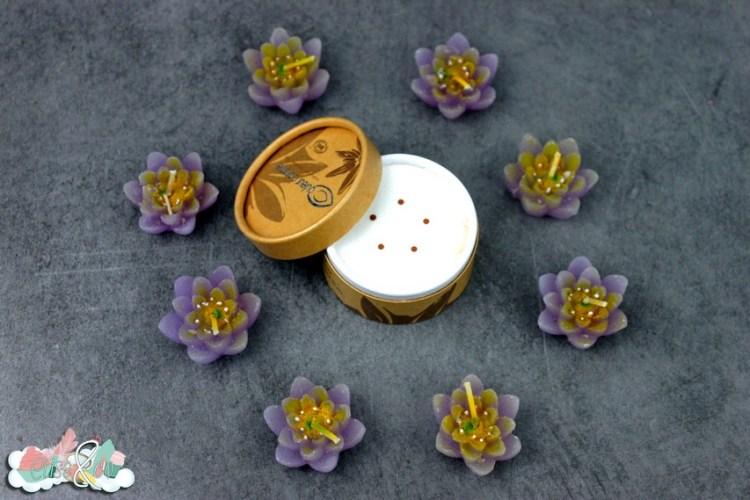 Unboxing Couleur Caramel - Fond de teint poudre - Blog Eliseandco