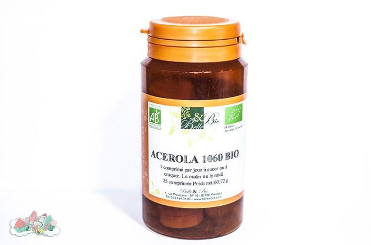 Box Belle au naturel - acerolat 1060 - fêvrier 2016 - elise&co