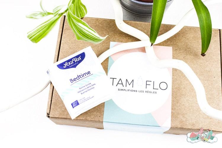 Tam Flo Box de Mars - Yogi Tea