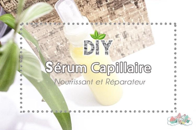 Sérum Capillaire - Nourrissant et Réparateur