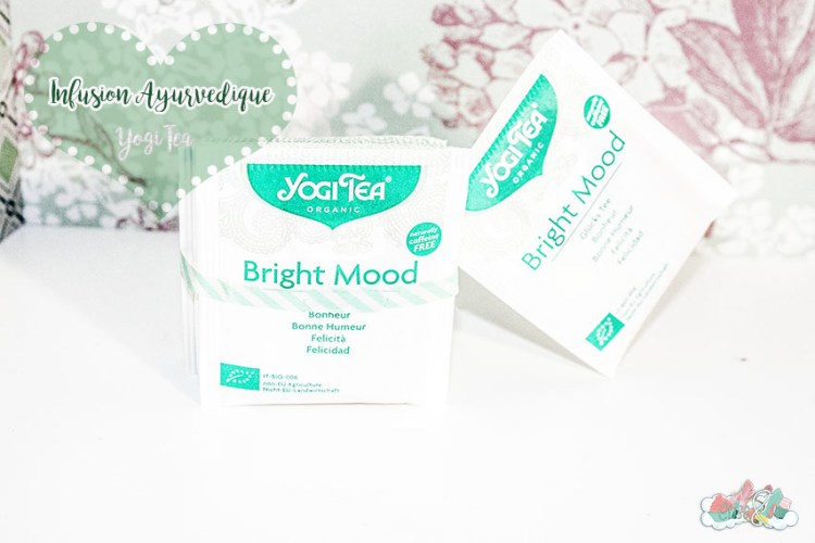 Tam Flo Box de Mai - Infusion Ayurvédique Yogi Tea - Elise&Co
