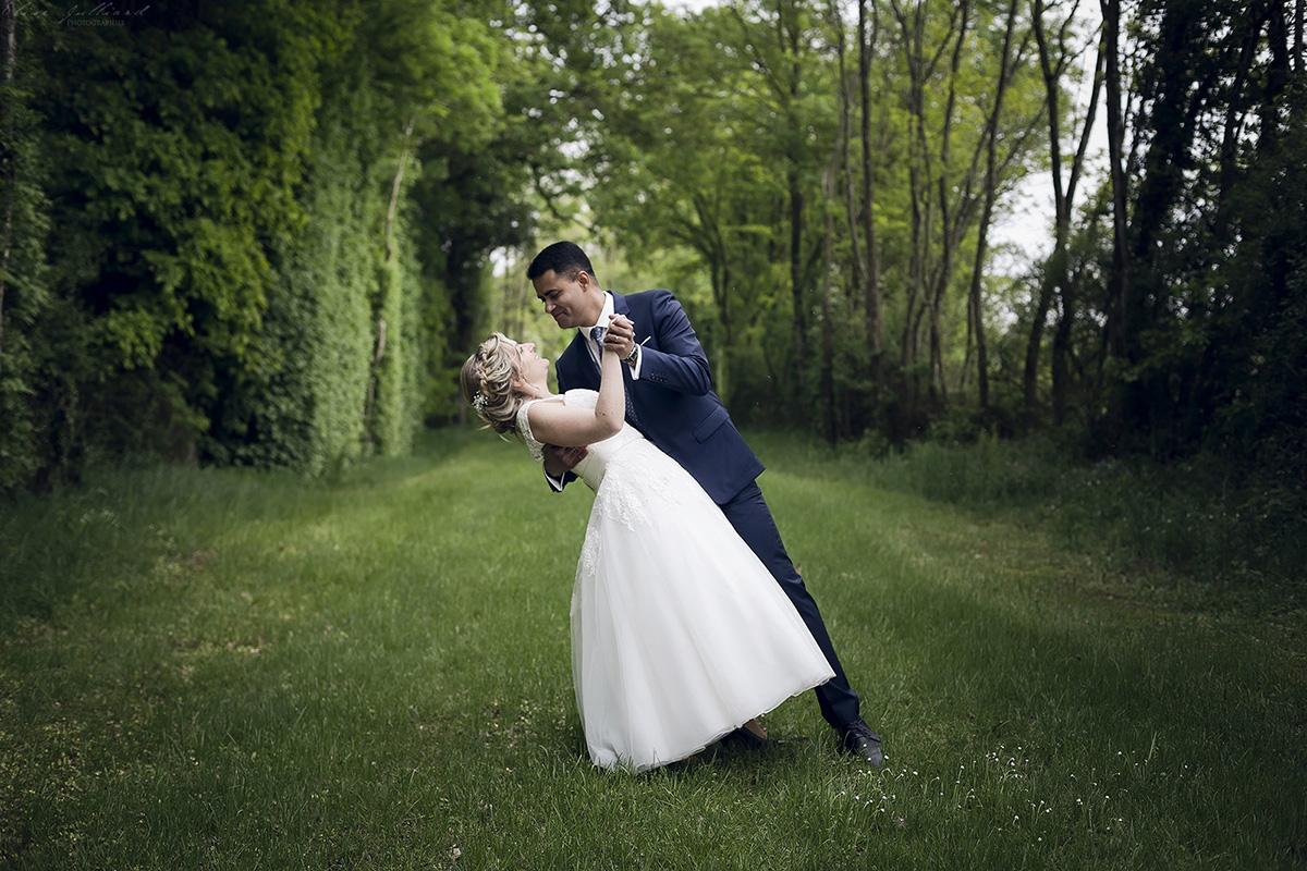 photo mariage dans l'ain