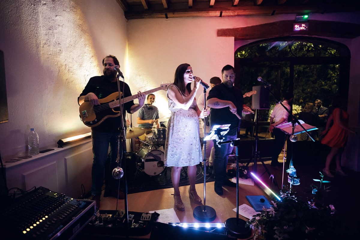 groupe musique mariage Kool and the Girl