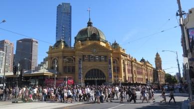 Gare Centrale de Melbourne