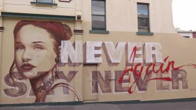 Melbourne est réputée pour son Street Art