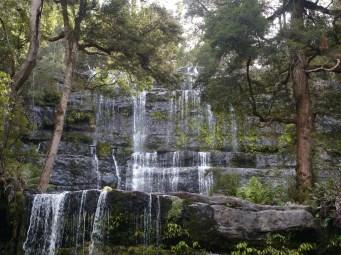 Mount Fields Waterfall