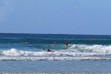 Surfeurs à Noosa