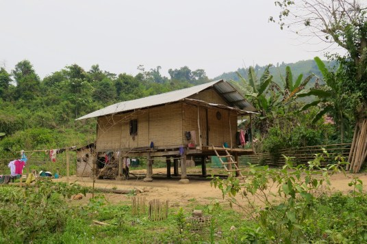 Maison sur pilotis à Hog Bo