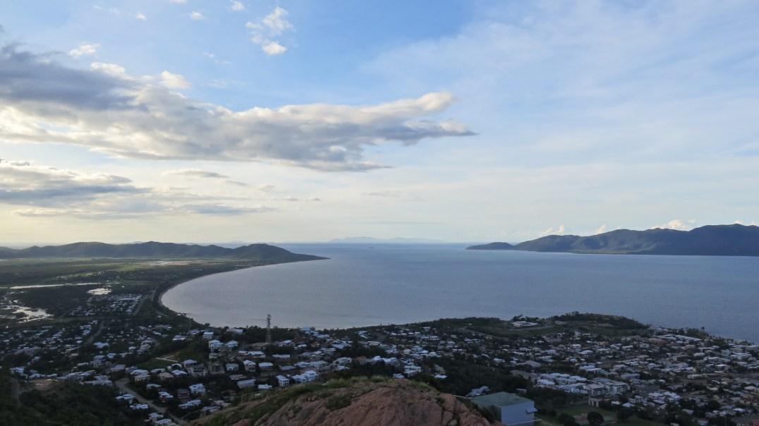 Baie de Townsville et Magnetic Island