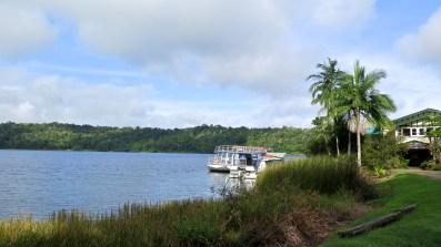 Petit-déjeuner à Lake Barrine