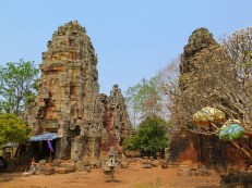 Temple Banan Battambang Cambodge blog voyage 11