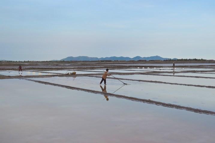 Marais salants Kampot Kep Cambodge blog voyage 14