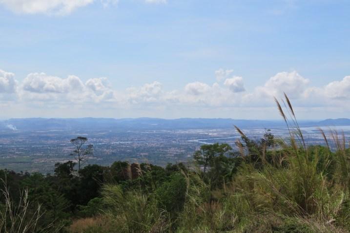 Vue montée Bokor Kampot Kep Cambodge blog voyage 4