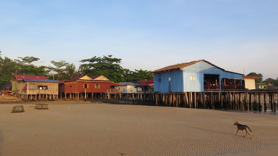 M'pai village Koh Rong Samloem Cambodge blog voyage 19