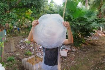 Fabrique nouilles Can Tho Delta Mekong Vietnam blog voyage 2016 13
