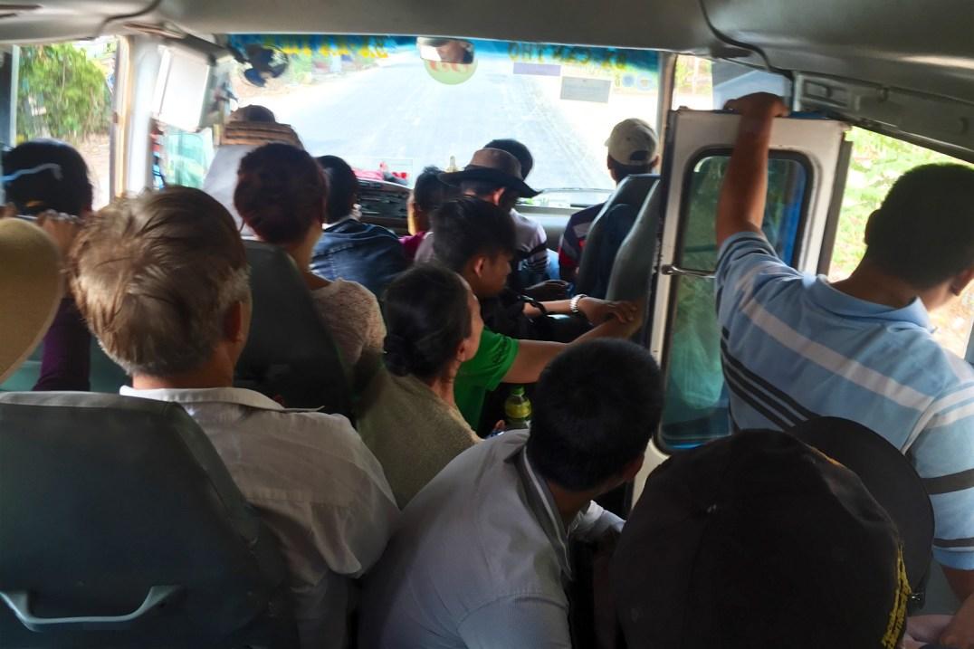 Bus Ha Tien Can Tho Delta Mekong Vietnam blog voyage 2016 38