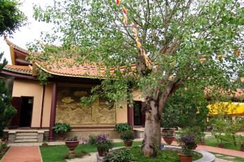 Pagode Truc Lam Dalat Vietnam blog voyage 2016 13