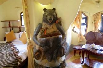 Chambre crazy house Dalat Vietnam blog voyage 2016 31