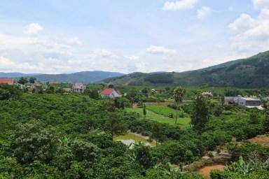 Campagne Dalat Vietnam blog voyage 2016 4