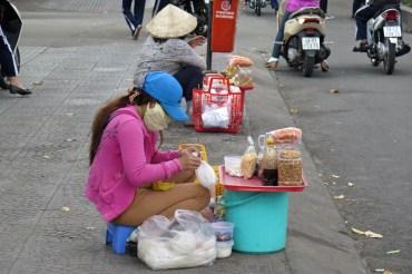 Marchande Hochiminh ville Vietnam blog voyage 2016 14