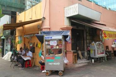 Gargotte de Banh Mi (sandwichs)