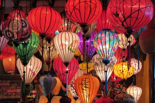 Lampions Hoi An Vietnam blog voyage 2016 9