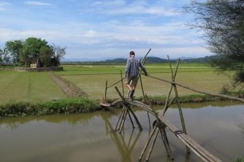 Pont de singe Hue Vietnam blog voyage 2016 7
