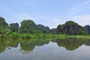 Paysages Tam Coc Baie Halong terrestre Vietnam blog voyage 2016 5