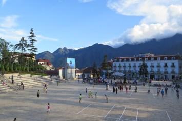 Place Trek Sapa Vietnam blog voyage 2016 2