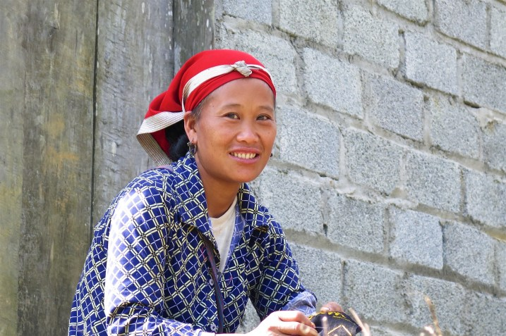 Femme Dzao Trek Sapa Vietnam blog voyage 2016 20