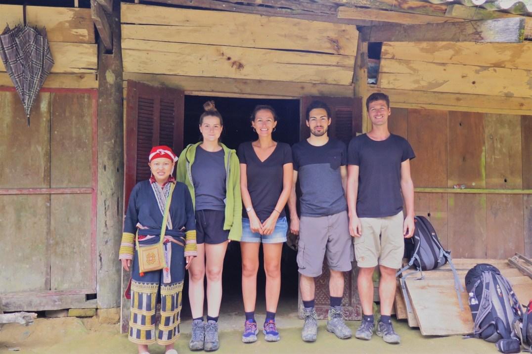 Homestay Trek Sapa Vietnam blog voyage 2016 38