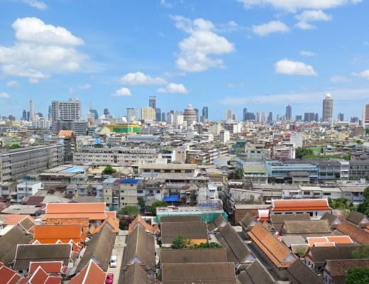 Wat Saket Bangkok Thailande blog voyage 2016 24