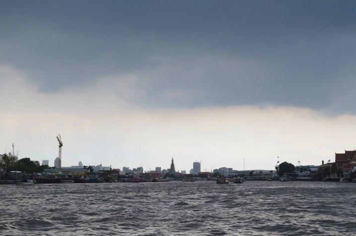 Promenade fleuve Bangkok Thailande blog voyage 2016 26