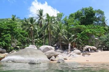 Hin Wong Beach Koh Tao Thailande blog voyage 2016 11