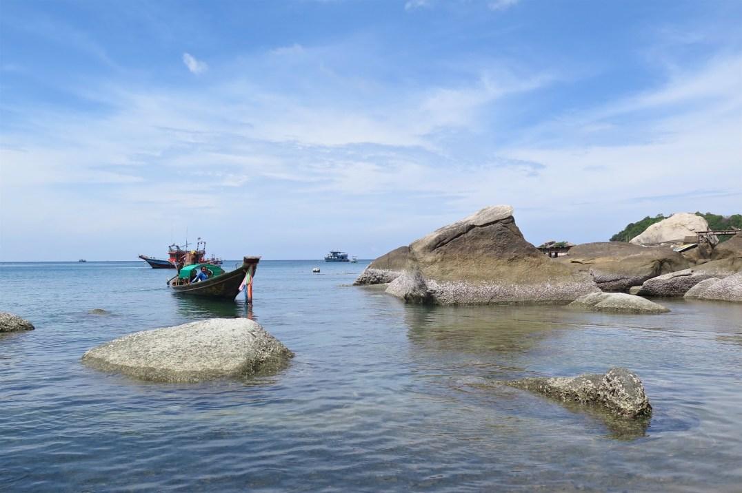 Hin Wong Beach Koh Tao Thailande blog voyage 2016 12