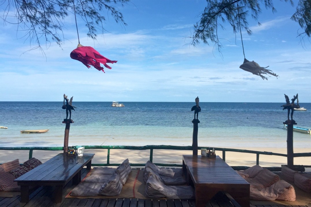 Sairee Beach Koh Tao Thailande blog voyage 2016 2