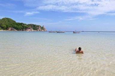 Chalok bay Koh Tao Thailande blog voyage 2016 32