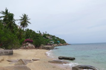 June Juea beach Koh Tao Thailande blog voyage 2016 37