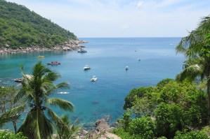 Hin Wong Bay Koh Tao Thailande blog voyage 2016 5