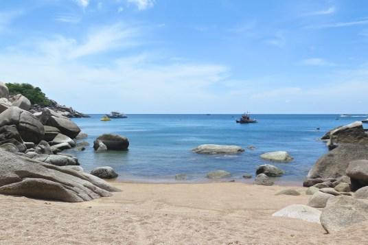 Hin Wong Beach Koh Tao Thailande blog voyage 2016 6