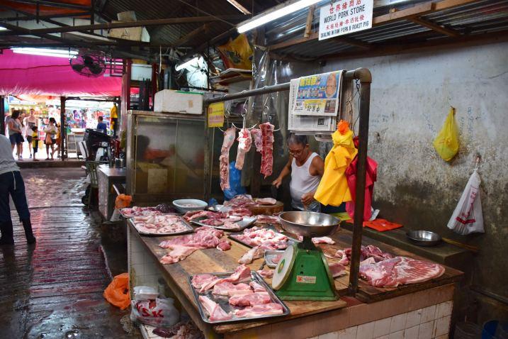 Chinatown Kuala Lumpur Malaisie blog voyage 2016 1