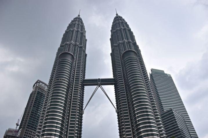 Petronas Towers Kuala Lumpur Malaisie blog voyage 2016 11